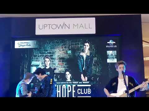 New Hope Club Live in Manila - Good Day