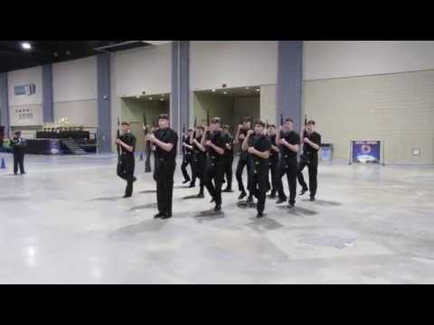 Atholton High School JROTC Nationals Armed Exhibition
