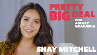Shay Mitchell on the Toxicity of Mom Shamers