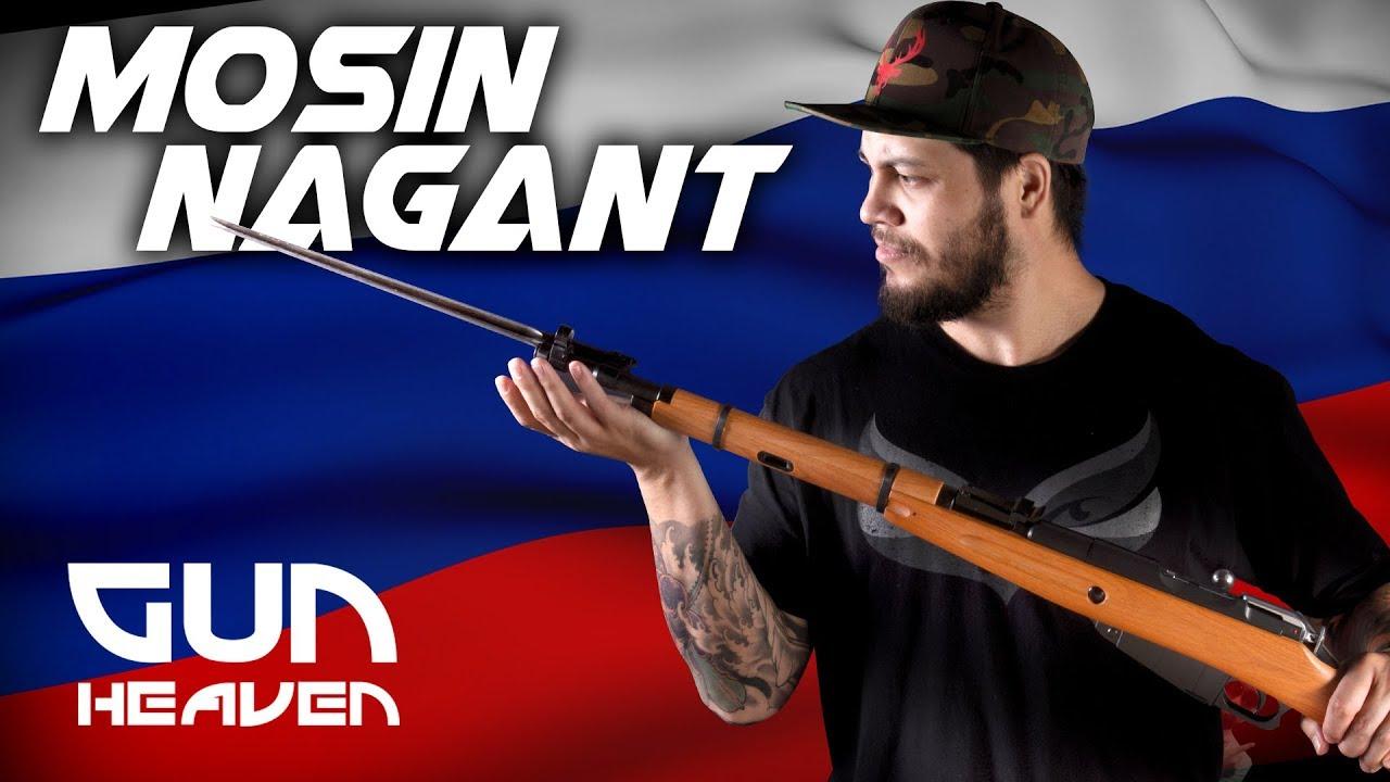 A Cult Classic: Gun Heaven Mosin Nagant - RedWolf Airsoft RWTV