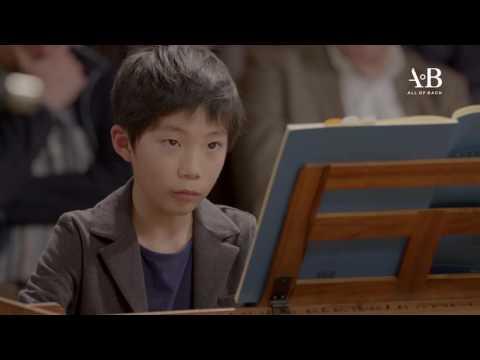 All of Bach – Invention No. 2 in C minor (BWV 773) - Kanji Daito