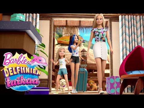 Paras trooppinen lomakohde!   Barbie Delfiinien taikaa