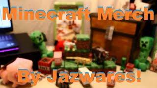 Stuff Spotlight: Minecraft Jazwares Merchandise