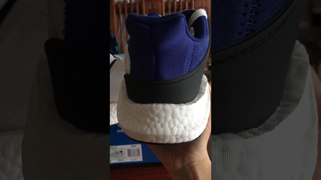 Adidas eqt sostegno 93 / 17 royal white bz0592 su youtube