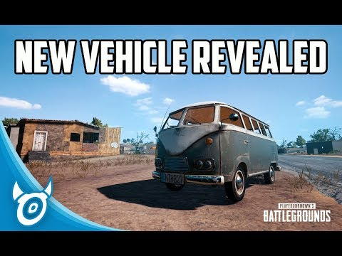 PUBG NEW VEHICLE REVEALED! + Realistic Expectations Rant - PLAYERUNKNOWNS BATTLEGROUNDS NEWS