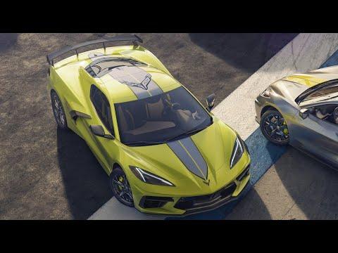 2022 Chevrolet Corvette Stingray Order Book Opens on July 1