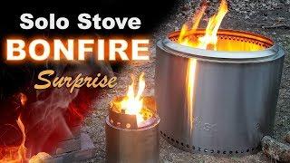 Solo Stove Bonfire Surprise