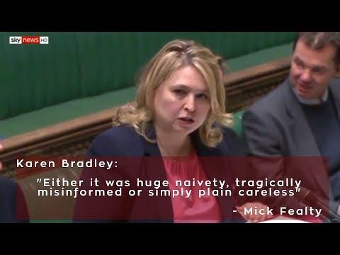 Mick Fealty on Karen Bradley's Troubles comments
