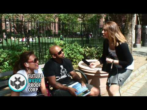1 of 4 - Interviews for Community Engagement - FWPC. Stuyvesant Town about sea level rise