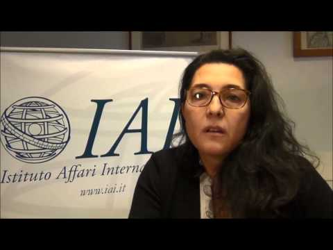 Houda Allal - The future of gas markets in the Mediterranean regions