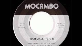 Download The Mighty Mocambos feat. Afrika Bambaataa & Charlie Funk - Zulu Walk MP3 song and Music Video