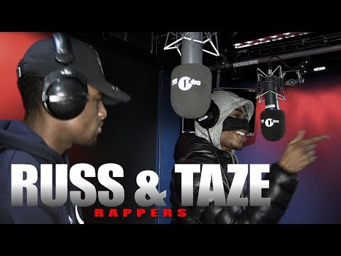 Russ & Taze - Fire In The Booth