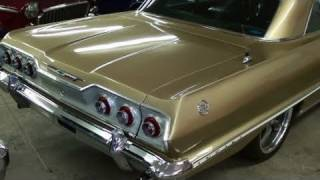 1963 Chevrolet Impala SS - Nicely Restored Classic Hot Rod