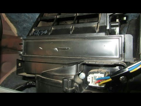 Wagon r Ac Filter Cleaning or Changing