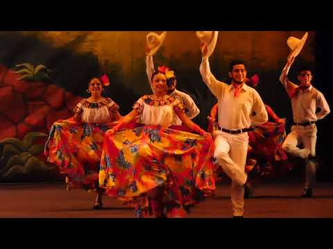 Ballet Folklórico Aliyexal Real Azteca Sinaloa - Tabasco