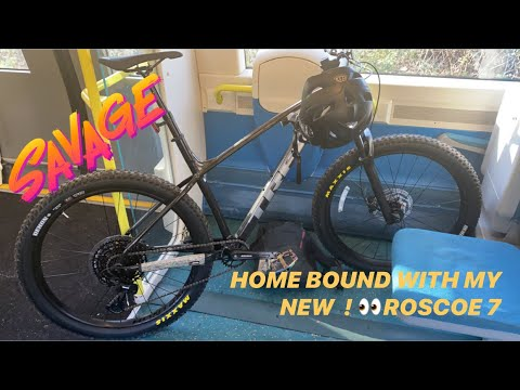 PART 2 Time To Get The Brand New TREK ROSCOE 7 Home