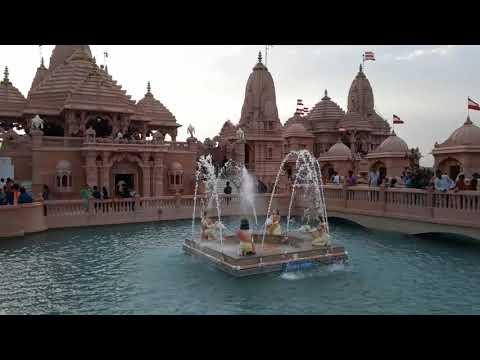 Kuber bhandari Swaminarayan temple