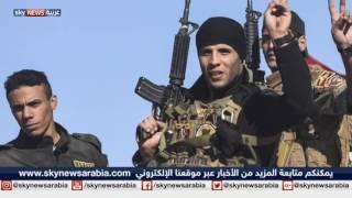 معركة الموصل تشق طريقها شرقا