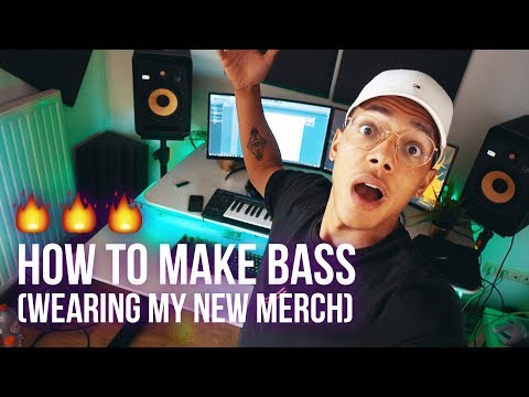 HOW TO MAKE YOUR OWN BASS | FL STUDIO 12 (Bass Master Plugin Review)