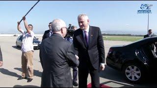 الرئيس الصربي يشرع في زيارة دولة إلى الجزائر