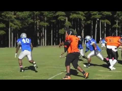 Mike Sykes Highlight Charlotte Colts 2014-15