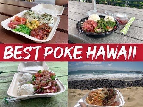 BEST POKE IN HAWAII