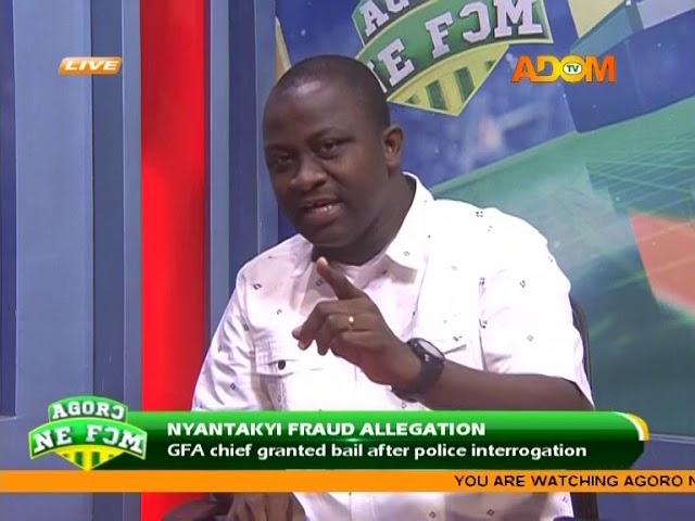 Nyantakyi Fraud Allegations - Agoro Ne Fom on AdomTV (23-5-18)