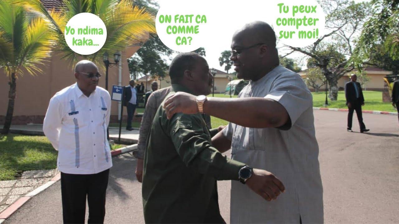 La rencontre Félix Tshisekedi et Joseph Kabila n'a pas tout aplani