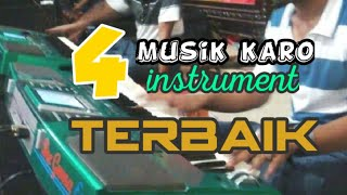 MUSIK KARO Instrumen keyboard full album