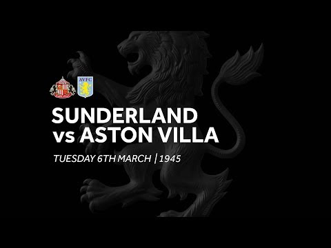 Sunderland 0-3 Aston Villa | Extended highlights
