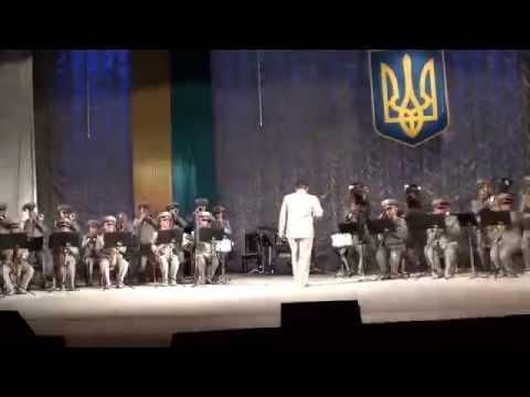 Ukrainian military band - A Cruel Angel Thesis