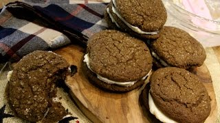Ginger & Mascarpone Cookies  Totally Sacha