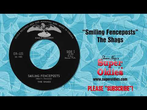 The Shags - Smiling Fenceposts (Official Audio)