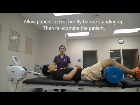 Cervical Traction - UCF Physical Therapy