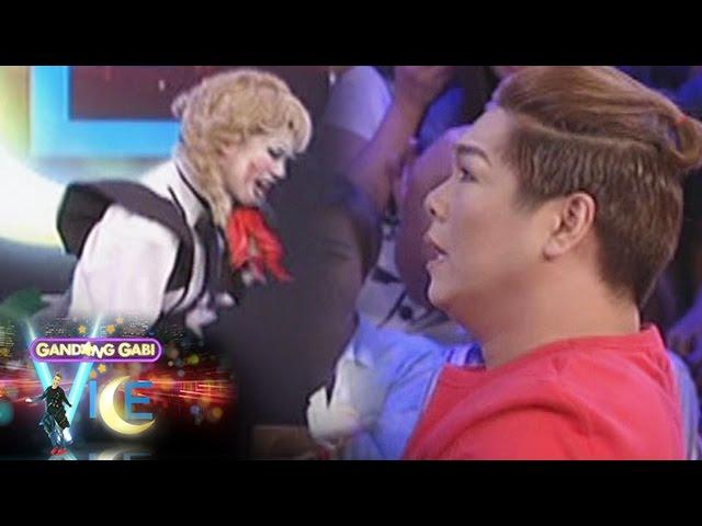 GGV: Annabelle shocks MC