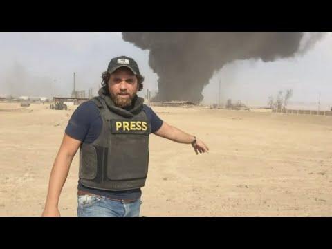 قناص داعش يتحول الى مصور يوثق جرائم ضد الانسانية  - نشر قبل 3 ساعة