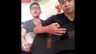 Anh sẽ tốt mà - Cover guitar - Hieu Tran Quoc - Quân Võ