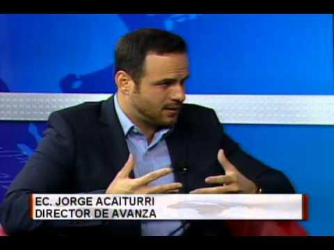 Ec. Jorge Acaiturri