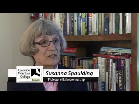 Colorado Mountain College-Susanna Spaulding