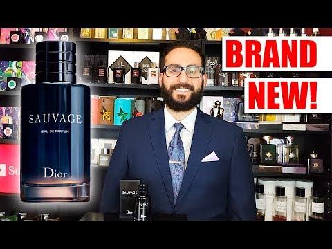 Dior Sauvage Eau de Parfum Fragrance / Cologne Review