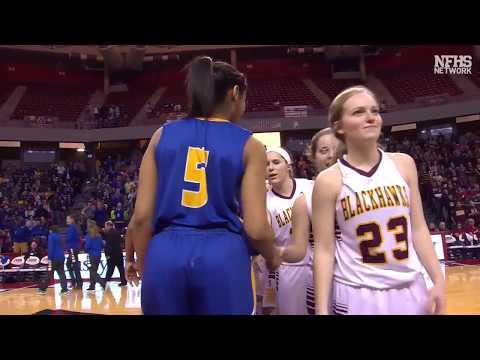 2018 IHSA Girls Basketball Class 1A Championship Game: Danville (Schlarman) vs. Stockton