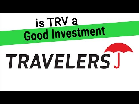 TRV Stock - Is Traveler's Stock A Good Buy In 2019? $TRV