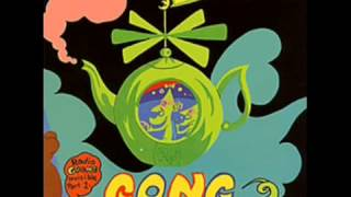 Gong - The octave doctors and The crystal machine