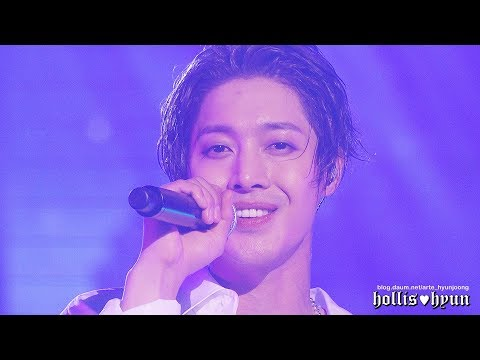 "171202 Kimhyunjoong 김현중 - Because I'm stupid(acoustic ver.) @ ""HAZE"" World Tour in Seoul"