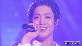171202 Kimhyunjoong 김현중 Because I M Stupid Acoustic Ver HAZE World Tour In Seoul