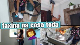 Baixar FAXINA NA CASA INTEIRA | misturinha anti mofo | tudo limpo por aqui | casa limpa