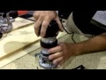 Porter Cable's Compact Router with Scott Phillips Presented by Woodcraft