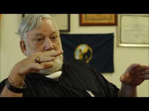 Richard Whitenbach Santos Oral History