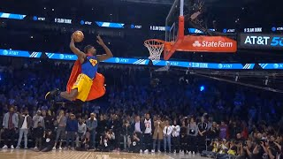 Dwight Howard 2nd Dunk 1st Round | 2020 NBA Slam Dunk Contest