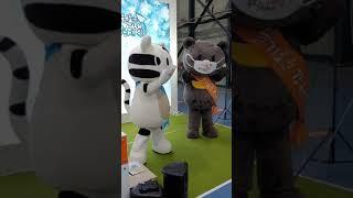 포토 이벤트 중인 범이곰이♥